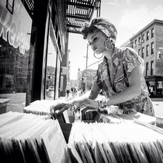 Browsing records