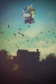 Balões . .