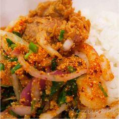 Thai chicken rice from Thailand.