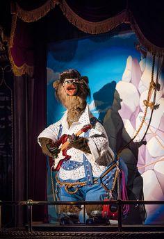 country-bear-vacation-jamboree-tokyo-disneyland-240 Disney Tourist Blog, Disney Parks, Disney Pixar, Disney Dream, Disney Love, Disney Magic, Vintage Disneyland, Tokyo Disneyland, Fairy Tale Costumes
