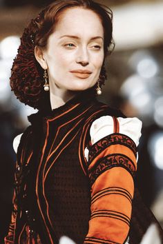 Lotte Verbeek as Giulia Farnese in The Borgias