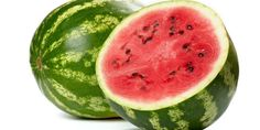 Your picnic could use this jazzy watermelon etching technique.