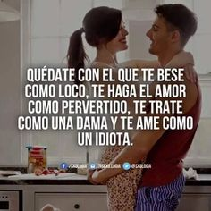 Positive Messages, Love Messages, Positive Quotes, Sex And Love, Just Love, Spanish Quotes Love, Bussines Ideas, Quotes En Espanol, Romantic Pictures