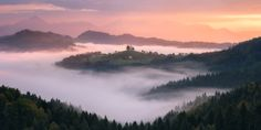 A Morning in Slovenia by Daniel F. Photography