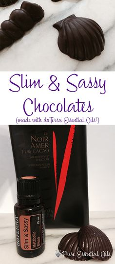 Slim & Sassy Candy. Buy doTERRA oils here: http://www.mydoterra.com/encoreliving