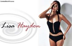 Lisa Haydon Latest Bikini Wallpapers