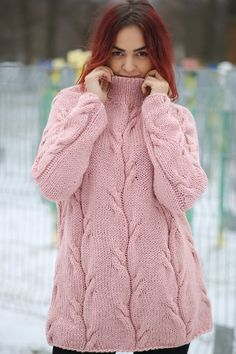 e8a20ed515 925 Best Hand knitted sweaters images in 2019