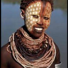 Pretty Smile a native of Ethiopian!