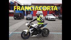 Franciacorta on board - Triumph Street Triple