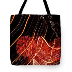 New Art New Photos Best Photography Len Stanley Yesh Pittsburgh Photographer Canvas Prints Tote Bag featuring the photograph Kinetic Energy by Len-Stanley Yesh