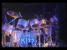 ---- Copyright Disclaimer Under Section 107 of the Copyright Act Drums Sheet, Kiss Members, Drum Solo, Peter Criss, Vintage Kiss, Hot Band, Rock Groups, Soloing, Classic Rock