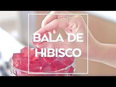 Bala de hibisco vai te ajudar a matar a vontade de comer doce nos dias de dieta - Gastronomia - Bonde. O seu portal Banana Chips, No Cook Desserts, Kefir, Light Recipes, Food Design, Ketogenic Diet, Detox, Food Porn, Food And Drink