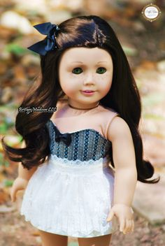 Meadow Custom 18 Inch American Girl Doll by BritlynMadison on Etsy