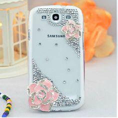 Bling rhinestone samsung  Galaxy S3 case  by handmadeblingcase, $20.00