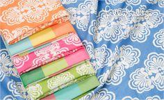 Lily Fabrics!  Wonderful indeed!