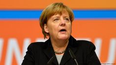 German Chancellor Angela Merkel defended her stance on refugees on the opening day of her CDU party conference. The party appears set on reducing the influx, without putting a cap on the number of migrants.