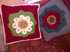 Poinsettia at Christmas pattern by The Cottage Designs