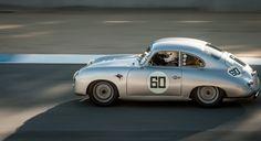 A quick photo shoot with a period-correct Porsche survivor