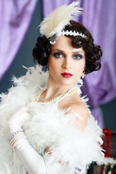 How to host a 1920s murder mystery party by Dr. Bon Blossman of My Mystery Party at www.mymysteryparty.com