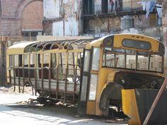 CUBA Yellow bus Cuba, Yellow, Travel, Viajes, Destinations, Traveling, Trips