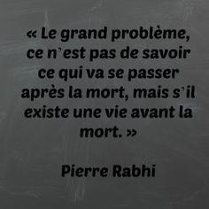 Citation Pierre Rabhi