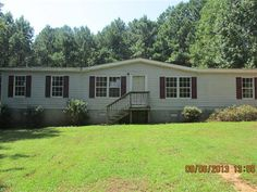 1750 Plantation Rd, Madison, GA 30650 MOBILE HOME ON 2.03 ACRES. 3BR2BA. HUD HOME.  CASE  105-339068. USE SUPRA KEY TO SHOW. INSURABLE WITH ESCROW. ESCROW AMT4070. SOLD AS-IS NO DISCLOSURESWARRANTIES.100 DO…