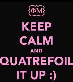 pop a quat!! ;)