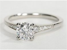Simple Engagement Rings (62)