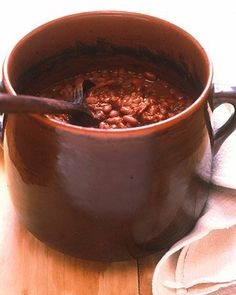 Bark's Baked Beans Recipe - Every hot dog loves these old-school baked ...