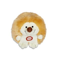 Chirping Hedgehog Dog Toy for Small Dogs