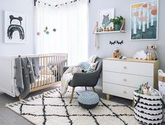 So exciting to see so many Jack & Willow goodies featured in Chet's new room, styled to perfection by his super talented Mummy, @oh.eight.oh.nine! This is definitely one of my all-time fave rooms - so gorgeous. You can find lots of the goodies in this room on our virtual shelves.
