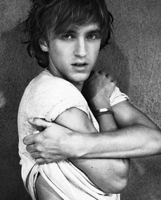 Tom Felton looking sexy. As usual.