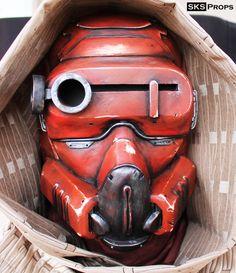 Destiny Hunter Cosplay  Mask Custom Colors by Captainhask on Etsy https://www.etsy.com/listing/214134189/destiny-hunter-cosplay-mask-custom