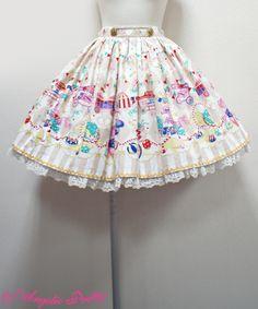 Angelic Pretty Fantasy Theaterスカート