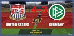 United States vs Germany 4-3 Highlights 2013 Friendly