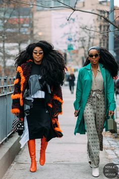 TK Wonder and Cipriana Quann by STYLEDUMONDE Street Style Fashion Photography NY FW18 20180210_48A5002