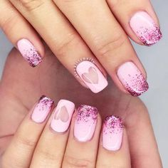 There are times when you are sure that there is something sweet to pull off today, but you are not quite sure what that is. To ease your suffering, we have come up with a list of extremely cute design you should totally try out. Enjoy! #nails #nailart #naildesign