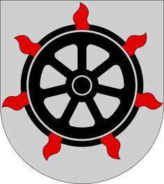 Municipality of Lahti (Lahtis), Finland, Area (459.43 Km²) #Lahti  #Lahtis #Finland (L20207)