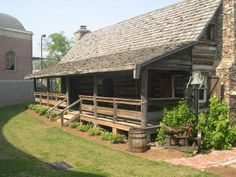 A very special feature at the Northeast Georgia History Center is the 18th century cabin of Cherokee Indian Chief White Path. The cabin was built c. 1780 near the site of present day Ellijay, Georgia by White Path's parents.