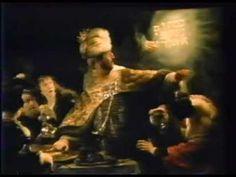 Rembrandt  - VHS 1 - COLEÇÃO HISTÓRIA GERAL DA ARTE - DUBLADO