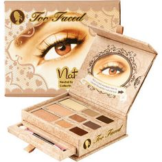Too Faced .. Natural Eye Pallette. WANT.