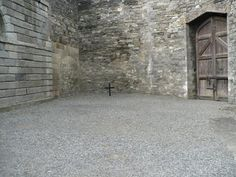 Kilmainham Gaol Museum, Dublin Picture: Where James Connolly was tied to a chair and executed. - Check out Tripadvisor members' candid photos and videos of Kilmainham Gaol Museum Kilmainham Gaol, Dublin, Trip Advisor, Goal, Old Things, Museum, Photo And Video, Chair, Pictures