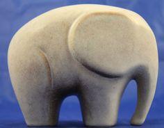 Elefant Keramik matte Glasur elephant ceramic ES Keramik Emmons Söhne ?