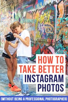 How to Take Better Instagram Photos even if you aren't a professional photographer  #socialmedia #instagram #photography