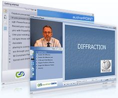 authorPOINT - Create PowerPoint presentations with multimedia/voice-overs that are SCORM compliant.