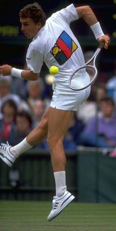Amazing Ivan Lendl.