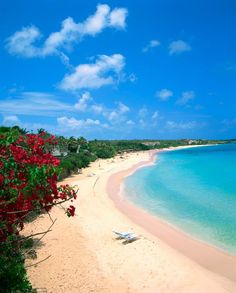 Spending time on the beach with your new husband... and no one else? Yes please! | Anguilla