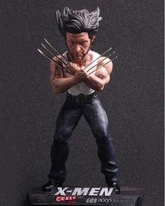 Figura de ação Wolverine X-Men