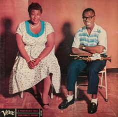 Ella and Louis. Most wonderful album. Herb Ellis on guitar Oscar Peterson on Piano and Buddy Rich on drums doesn't hurt, either.