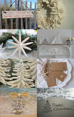have yourself a sandy little christmas etsy treasury --Pinned with TreasuryPin.com
